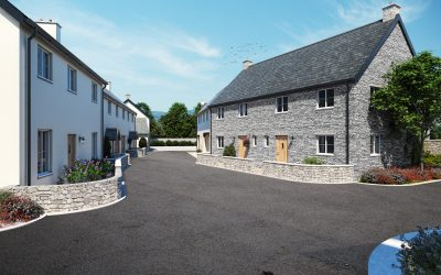 Plot 4 – The Burrows – SOLD