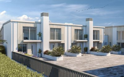Homes for sale in Harlyn Bay – Plot 3